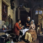 Собрание Радемакерса(жанровая живопись)