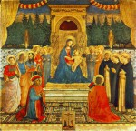 19512278_Fra_ANGELICO_Madonna_With_The_Child_Saints_And_Crucifixion_14381440