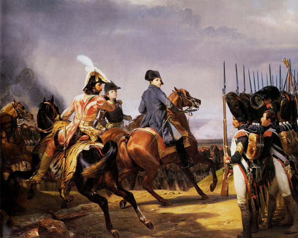 napoleon preserves and destroys French and british armed forces napoleon's army and method of warfare in france the law of 10 fructidor year vi (september 5, 1798), had replaced the levies of the revolution by a regular method of conscription which, with a few modifications, remained in force until 1815.