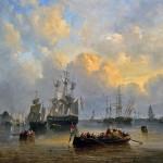 Собрание Радемакерса (Морской пейзаж)