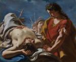 5__Giovanni_Pellegrini__Alexander_an_der_Leiche_des_Darius__M_1987-1