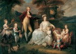 800px-Ferdinand_IV,_King_of_Naples,_and_his_Family_(1783)_Kaufmann