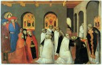 800px-Miracle-of-the-sacrament--_sassetta--museum_Bows