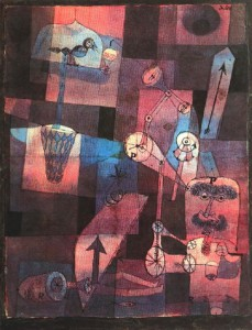 Analysis-of-Various-Perversities-Paul-Klee-1922