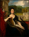 Benjamin West - Maria Hamilton Beckford _Mrs_ William Beckford_