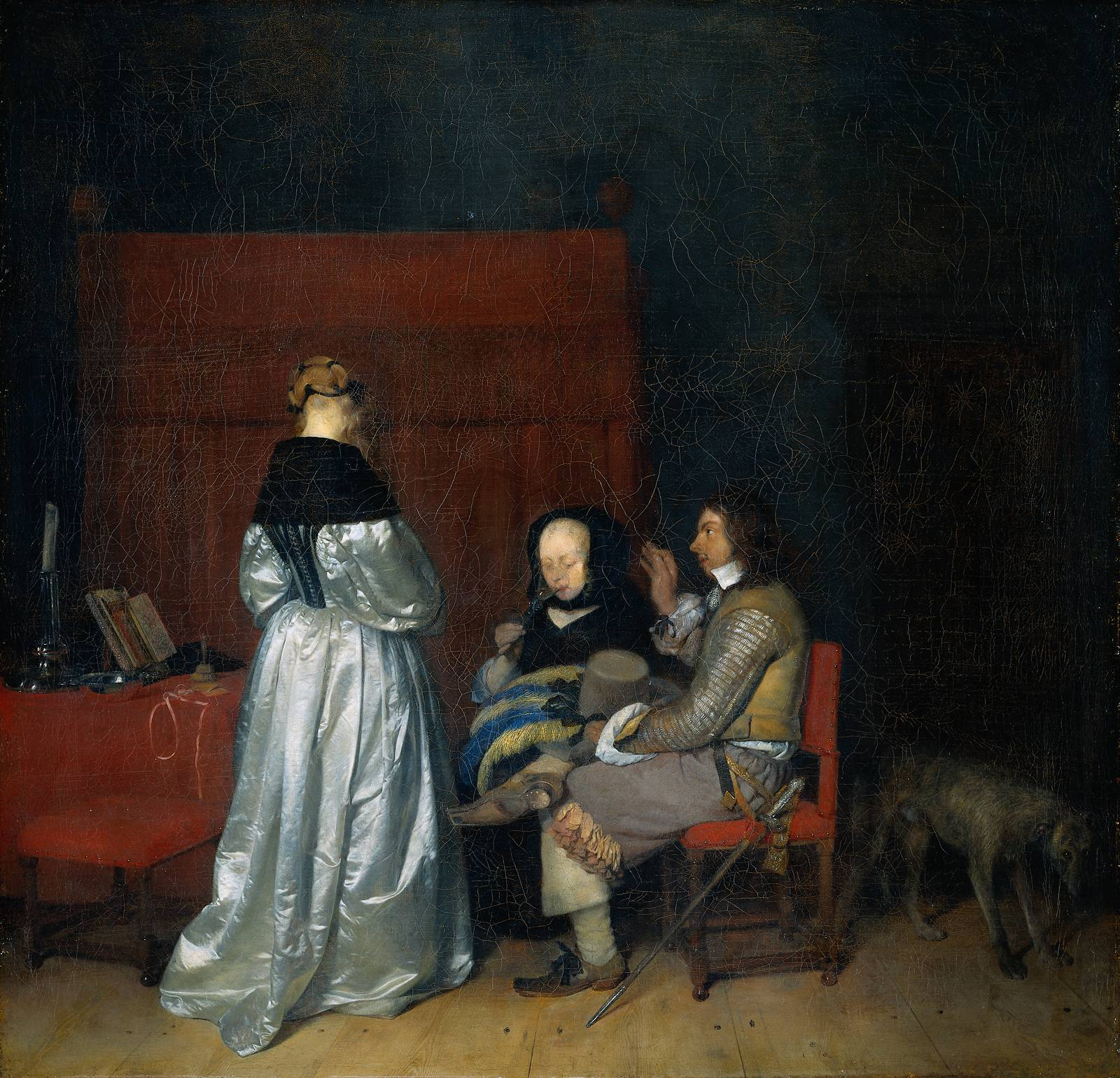 Borch Gerard ter Borch Gallant Conversation.jpg