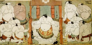 Daidozan-in-the-Sumo-Ring