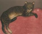 _Fh_fh00001010_-_Theophile-Alexandre_Steinlen_French_born_Switzerland_Lausanne_1859_1923_Paris_Winter_Cat_on_a_Cushion