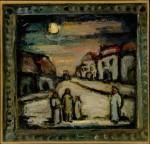 Georges-Rouault-Mythical-Landscape-Paysage-legendaire-