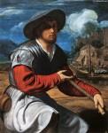 Giovanni-Girolamo-Savoldo-Shepherd-with-a-Flute-2-
