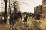 Giuseppe de Nittis - Piccadilly, 1875,