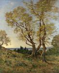 Henri-Joseph_Harpignies_-_Olive_Trees_at_Menton_b