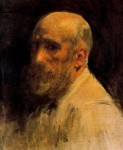 Ignacio-Pinazo-Camarlech-Autorretrato-05-Spanish-Impressionist-Oil-Painting