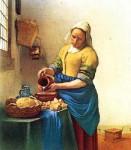 Jan-Vermeer-Milkmaid-25899