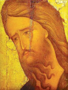 John_the_Baptist_(15th_c_,_Rublev_museum)_detail