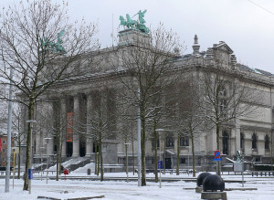 Королевский музей изящных искусств в Антверпене