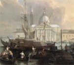 Luca_Carlevarijs_-_The_Sea_Custom_House_with_San_Giorgio_Maggiore_(detail)_-_WGA4224