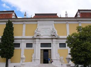 Национальный музей древнего искусства в Лиссабоне