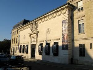 Музей изящных искусств в Бордо