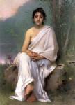 Perrault_Leon_Jean_Basile_Meditation_1893