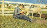 Segantini-lavorando-a-maglia-18881