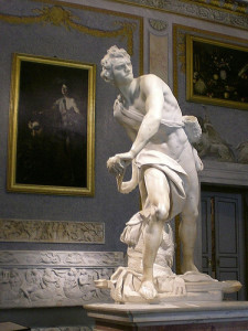 Statue-of-David-Bernini