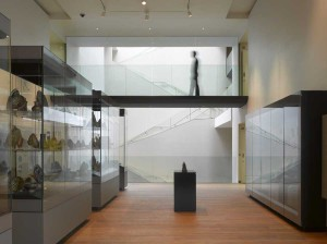 Ashmolean Museum Extension, Oxford.