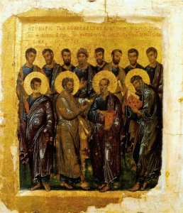Synaxis_of_the_Twelve_Apostles_by_Constantinople_master_(early_14th_c_,_Pushkin_museum)