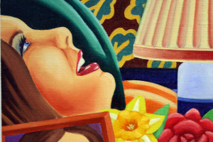 Tom-Wesselmann-Study-for-Bedroom-Painting-1977