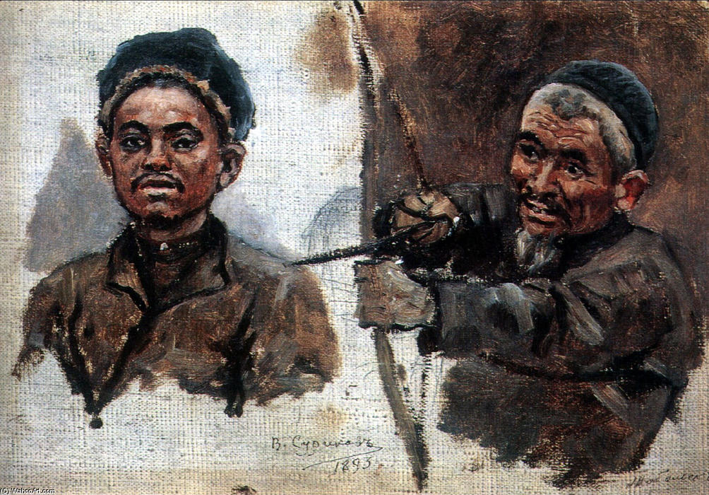 Vasily-Surikov-Tatar_s-heads-old-and-young-.jpg