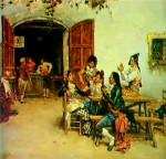 agrasot-en-una-taberna-pintores-y-pinturas-juan-carlos-boveri