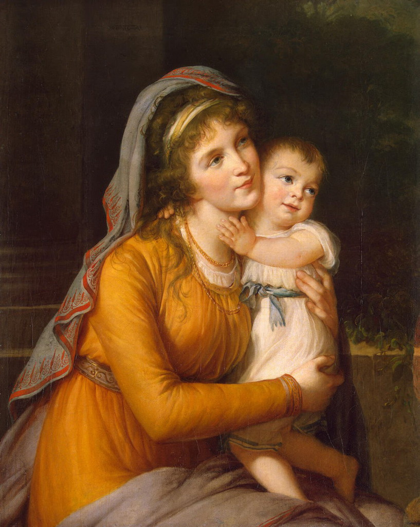 elisabeth vigee-lebrun: portrait of a mother essay At paper-research view bio of elisabeth vigee lebrun if this is not enough information, order a custom written biography.