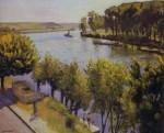 la-frette-montigny-la-seine-albert-marquet-1947-col-priv