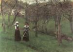 leibl-hubertus-maria-wilhelm--obstgarten-in-kutterling-790320