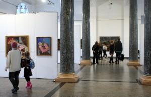 Latvijas Nacionālā mākslas muzeja pēdējā diena