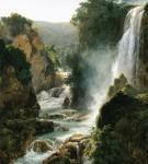 livre-d-art-promenades-dans-rome-stendhal-michallon-cascade-tivoli