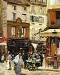 posterlux-jean_francois_raffaelli_1850_1924-raffaelli_jean_francois_rue_de_montmartre