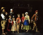 posterlux-le_nain_brothers-clio_team_1643_antoine_le_nain_la_danse_des_enfants_dance_of_the_children
