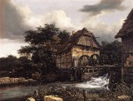 ruisdael_jacob_isaackszon_van_two_water_mills_and_open_sluice