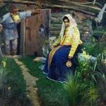 Нестеров Михаил Васильевич(Nesterov Mikhail)