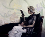 watrous-la-lectora-pintores-y-pinturas-juan-carlos-boveri